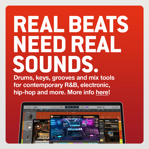 Real beats need reals sounds