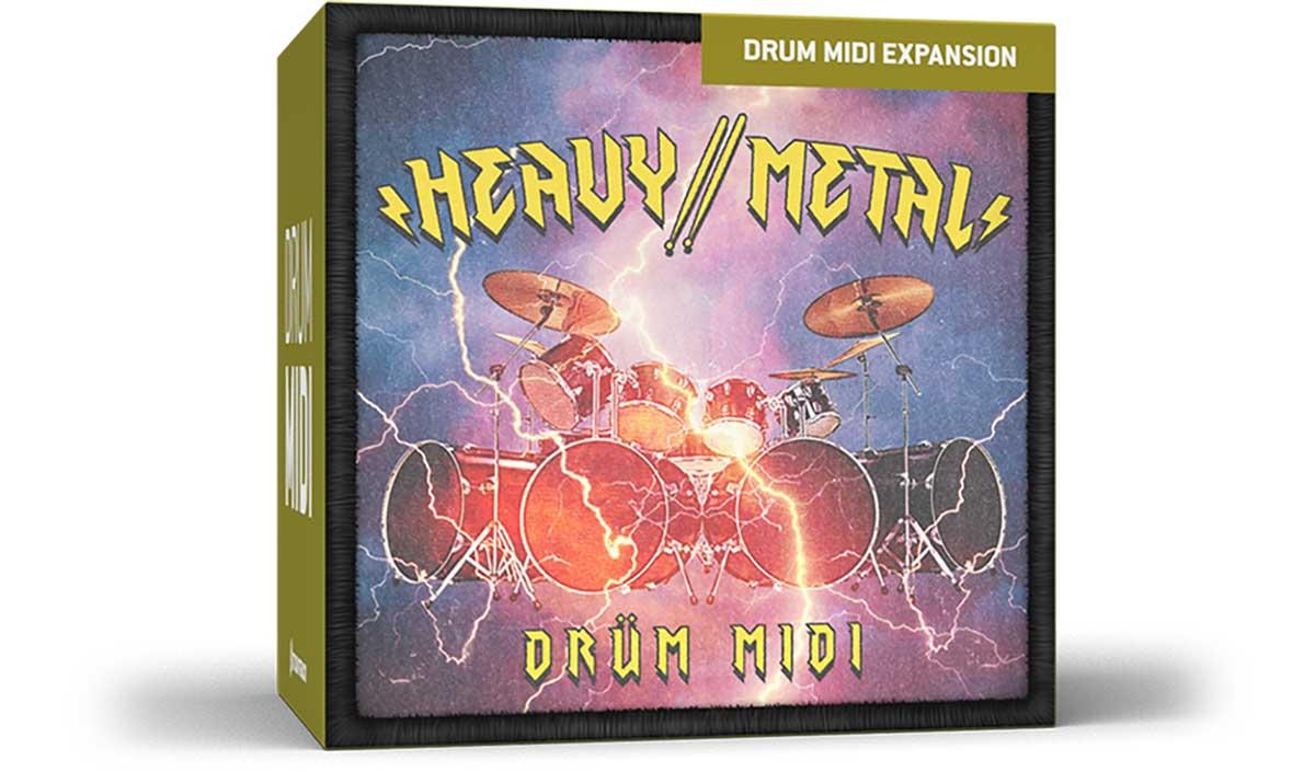 Toontrack MIDI Deathlike Fusion Download